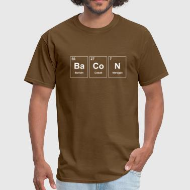 Bacon Element - Men's T-Shirt