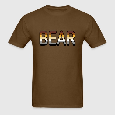 Bear Pride - Men's T-Shirt