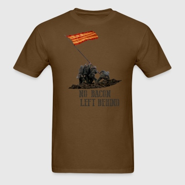 bacon of our fathers - Men's T-Shirt