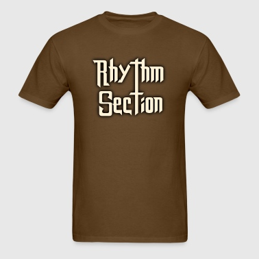 Rhythm Section - Men's T-Shirt
