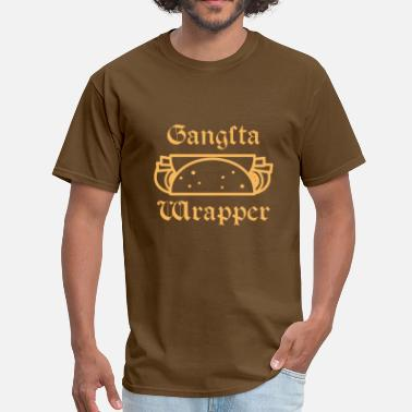 Texmex Gangsta Wrapper - Men's T-Shirt