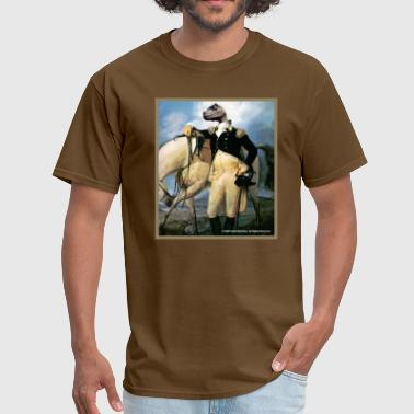 Jurassic Washington - Men's T-Shirt