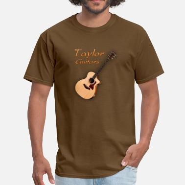Taylor Taylor Guitars - Men's T-Shirt