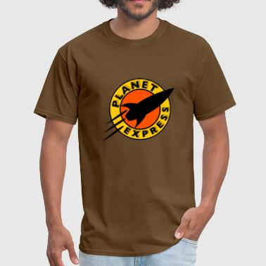 Futurama Planet Express - Men's T-Shirt
