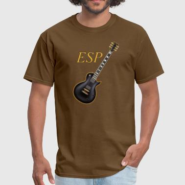 Guitar ESP - Men's T-Shirt