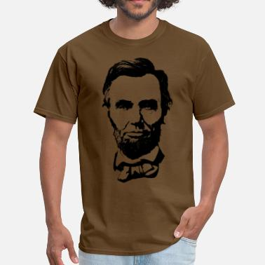 d6d8a2e3 Abraham Lincoln Abraham Lincoln SIlhouette - Men's T-Shirt. Men's T- Shirt. Abraham Lincoln SIlhouette. from $20.49