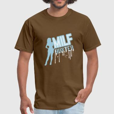 drop graffiti semen stamp milf hunter meet looking - Men's T-Shirt