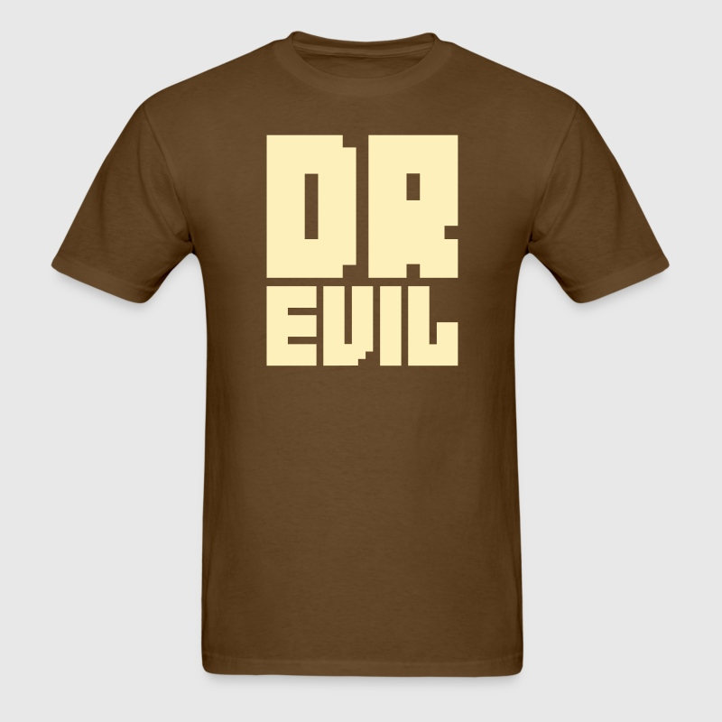 Dr. Evil - Men's T-Shirt