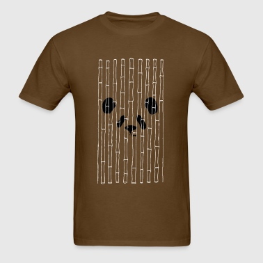 Among the bamboo - Men's T-Shirt
