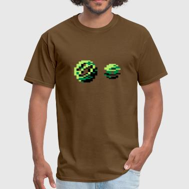 Amiga Pc Wizball - Men's T-Shirt