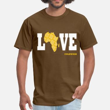 Love Africa LOVE AFRICA - Men's T-Shirt