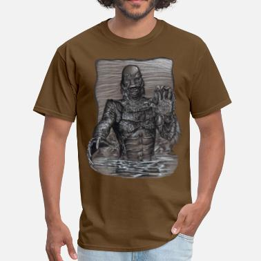 Creature Creature From The Black Lagoon - Men's T-Shirt