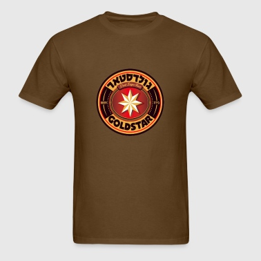 goldstar israel beer - Men's T-Shirt