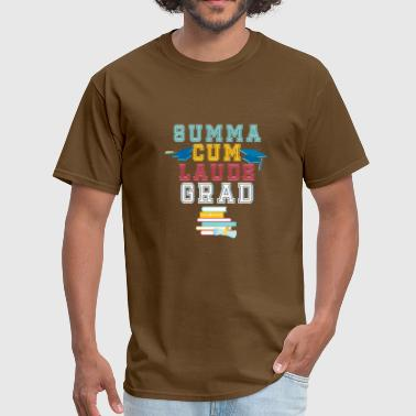 Summa Cum Laude College Graduation Honors Gift - Men's T-Shirt