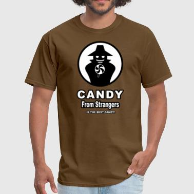 Candy From Strangers - Men's T-Shirt