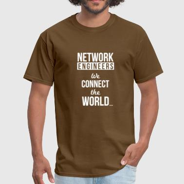 Funny Network Engineer Shirt - Men's T-Shirt
