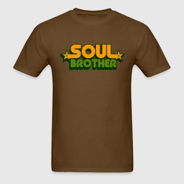 soul brother - Men's T-Shirt