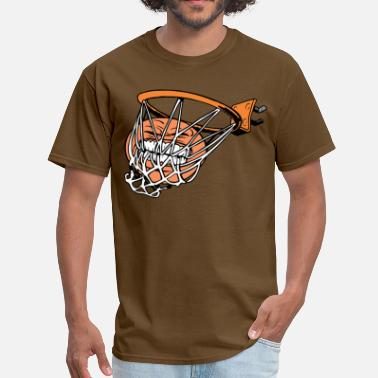 Basketball Design Basketball Design - Men's T-Shirt