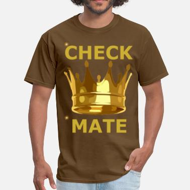 Checkmate CHECKMATE!! - Men's T-Shirt