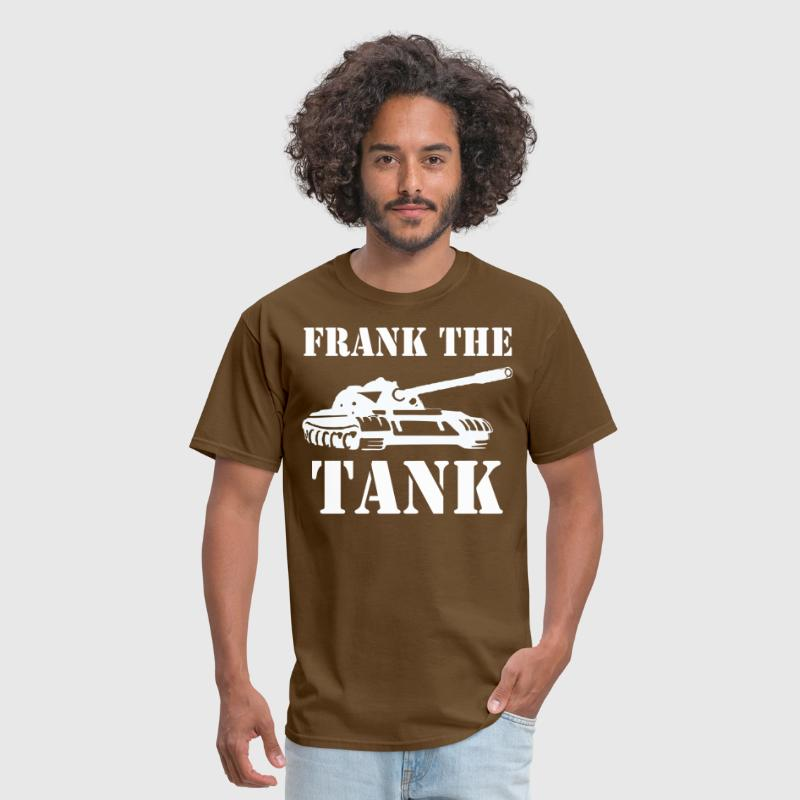 Frank The Tank - Men's T-Shirt