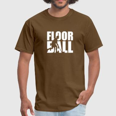 Floorball Game Floorball - Men's T-Shirt