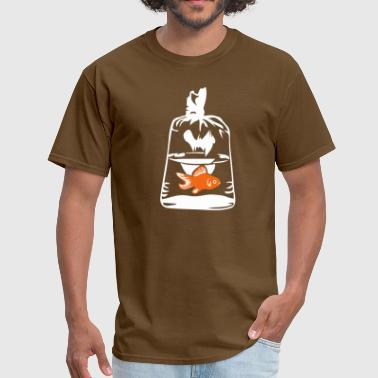 Goldfish Bag - Men's T-Shirt
