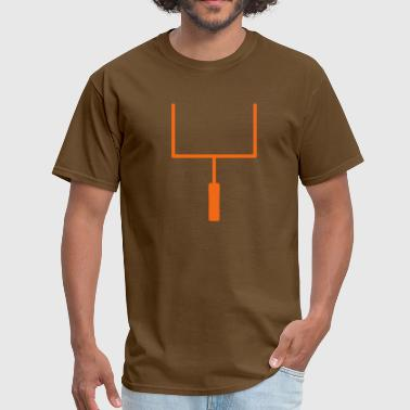 Goal Posts Football Goal Posts - Men's T-Shirt