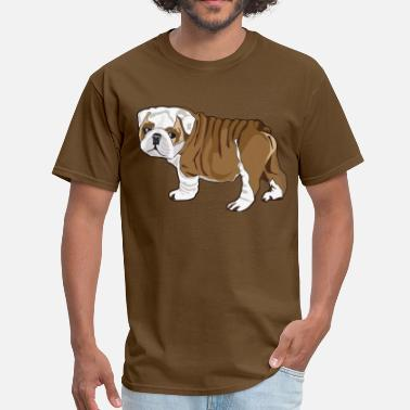 Puppy Bulldog Bulldog Puppy French Bulldog Bulldog T shirt - Men's T-Shirt