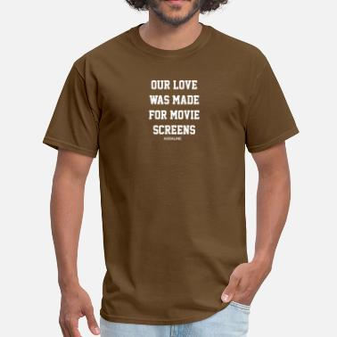 Kodaline Kodaline Our Love Was Made For Movie Screens - Men's T-Shirt