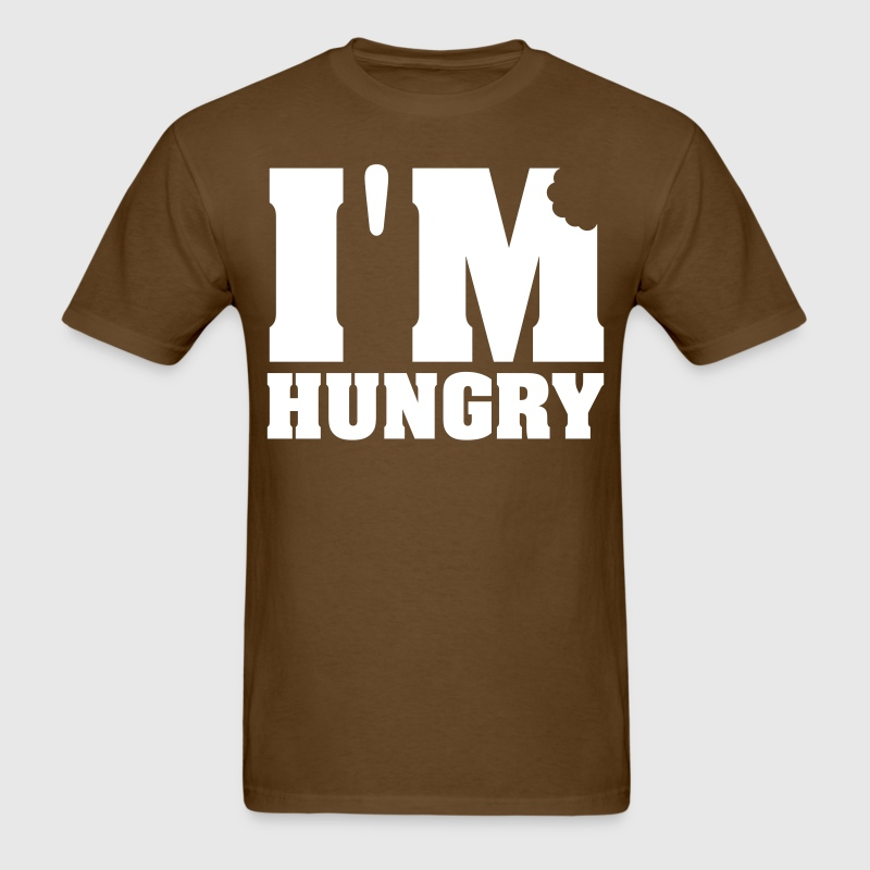 I'M HUNGRY!!! - Men's T-Shirt