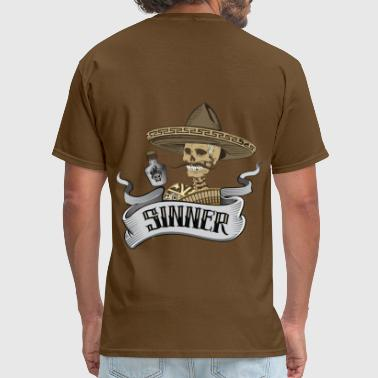 Sinner - Men's T-Shirt