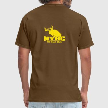 NYHC_logo_Yello - Men's T-Shirt
