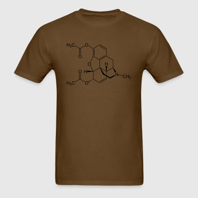 Heroine - Men's T-Shirt