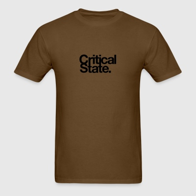Critical State Merchandise - Men's T-Shirt