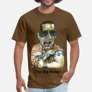 Reggaeton The Big Boss - Men's T-Shirt