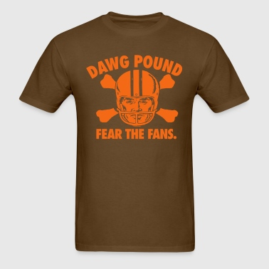 Dawg Pound - Men's T-Shirt