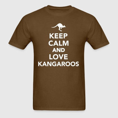 Kangaroo - Men's T-Shirt