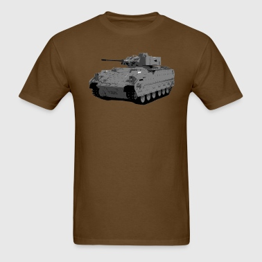 BFV Bradley Fighting Vehicle - Men's T-Shirt
