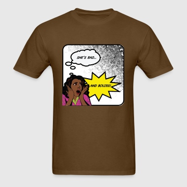 Bad and Boujee - Men's T-Shirt