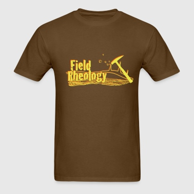 Field Rheology - 1 color - Men's T-Shirt