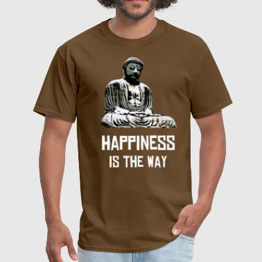 The Buddha. - Men's T-Shirt