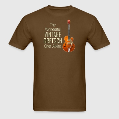 vintage gretsch - Men's T-Shirt