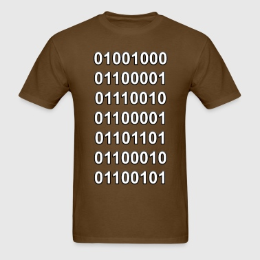 Binary! - Men's T-Shirt