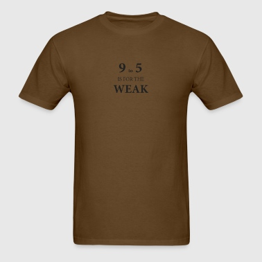 9 to 5 - Men's T-Shirt