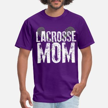 Lacrosse Lacrosse Mom - Men's T-Shirt