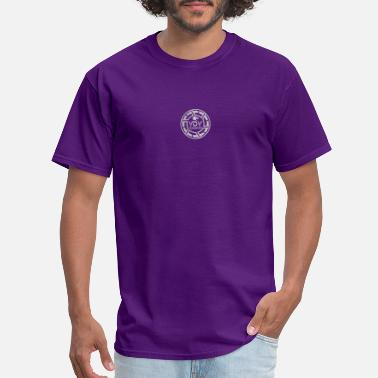 Transport Clerk VDV Transport Logo Design - Men's T-Shirt