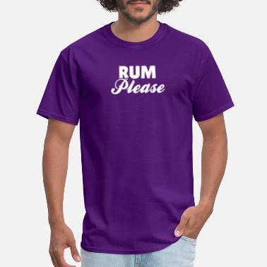Eat Sleep RUM T-Shirt Gift Present