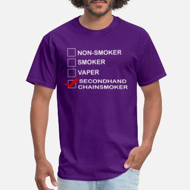 Anti-smoking Anti Smoking Funny Gift T Shirt - Men's T-Shirt