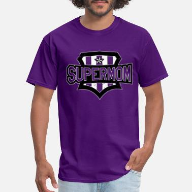 Supermom Super Supermom - Men's T-Shirt
