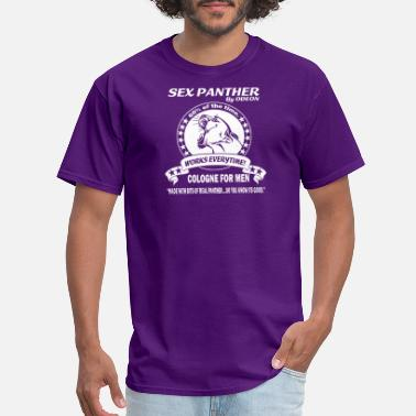 Sex Panther Sex Panther Cologne - Men's T-Shirt